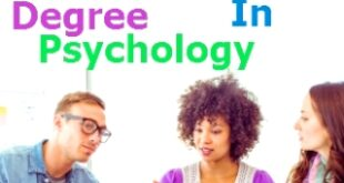 Online Bachelor's Degree In Psychology