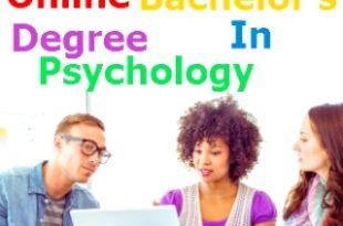Online Bachelor's Degree In Psychology