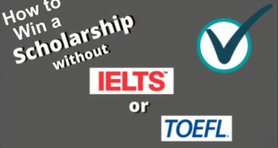 How to win a scholarship without ielts 2021